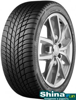 шина Bridgestone DriveGuard Winter