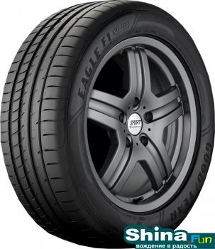 шина Goodyear Eagle F1 Asymmetric 2 SUV